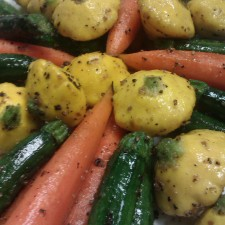 West Veggies 225x225  Grilled Baby Veggies, Our Expo West Recipe!