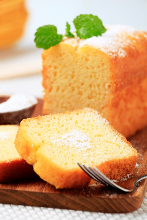 Pound Cake With No Butter