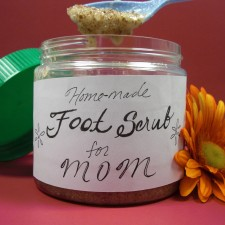CIMG3546 225x225  Lavender and Rose Mother's Day Foot Scrub