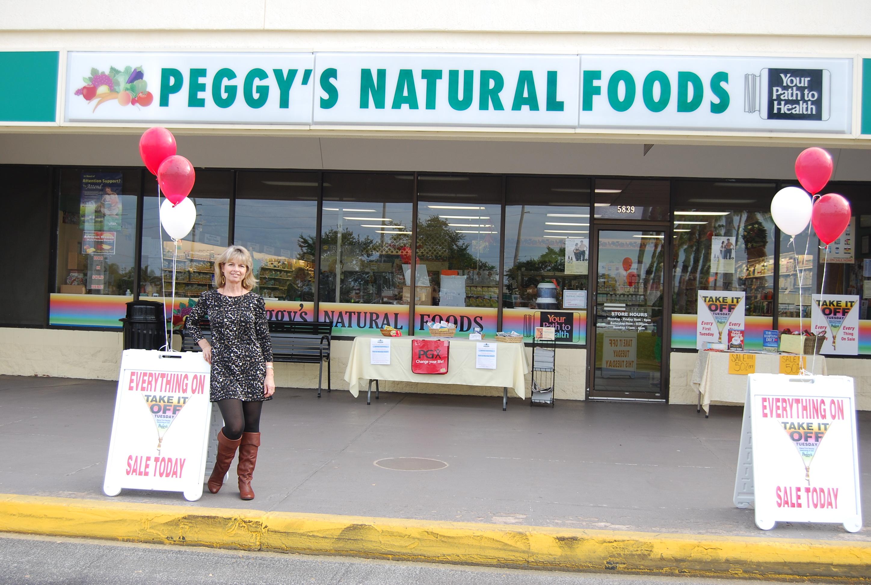 Peggy S Natural Foods Stuart Fl