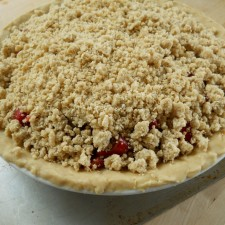 strawberry rhubarb pie 225x225  National Strawberry Rhubarb Pie Day