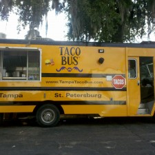 taco bus 225x225  New Food Trend: Food Trucks