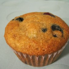 007 225x225  Muffin Top Monday: Banana Blueberry Muffins