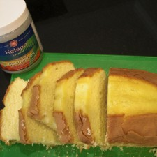 Butterless Pound Cake