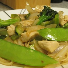 006 225x225  Quick and Easy Chicken Stir Fry