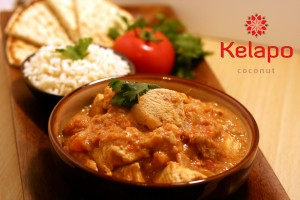 "kelapo butter chicken11 300x200  Chef Cristian's Kelapo Coconut ""Butter"" Chicken"