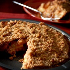 Apple Pie Crumb Top 225x225  Top 10 Baking Uses for Coconut Oil