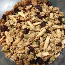 granola23 225x225  Quick and Easy Granola