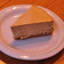 pumpkin cheesecake 225x225  Pumpkin Cheesecake