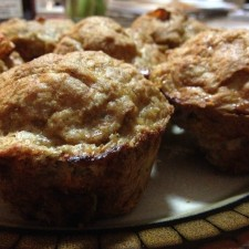 turkeymuffin22 225x225  Quick Turkey Meatloaf Muffins