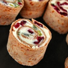 cranberry  Holiday Party Appetizers