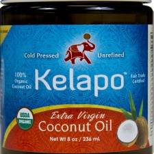 8oz Kelapo Jar1 225x225  Bites on Today features Coconut Oil!