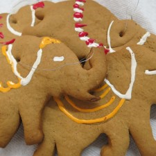 IMG 0175 225x225  DIY: Gingerbread Cookie Ornaments