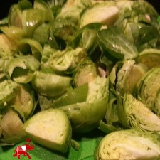 Pic1 225x225  Crispy Garlic Parmesan Brussels Sprouts