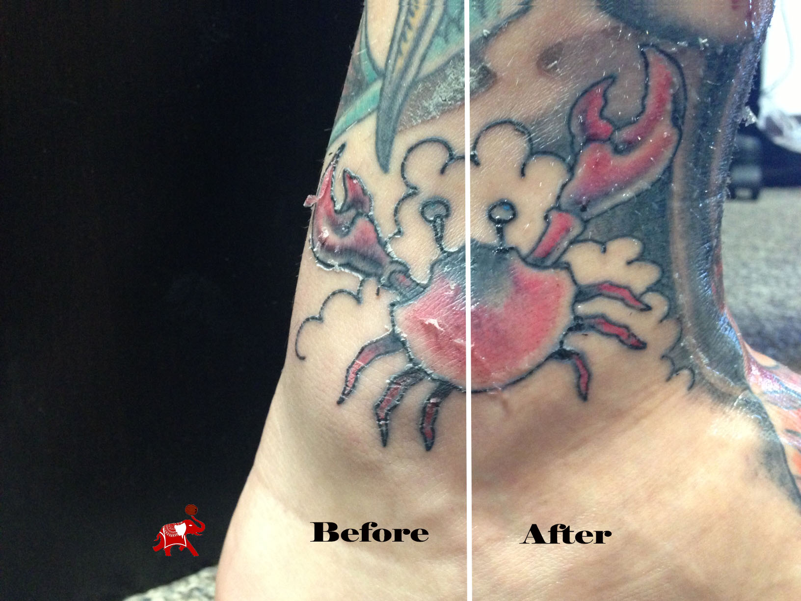 28 tattoo healing process with pictures tattoo for What do i put on a new tattoo