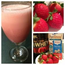 ProteinShake 225x225  Strawberry Protein Shake