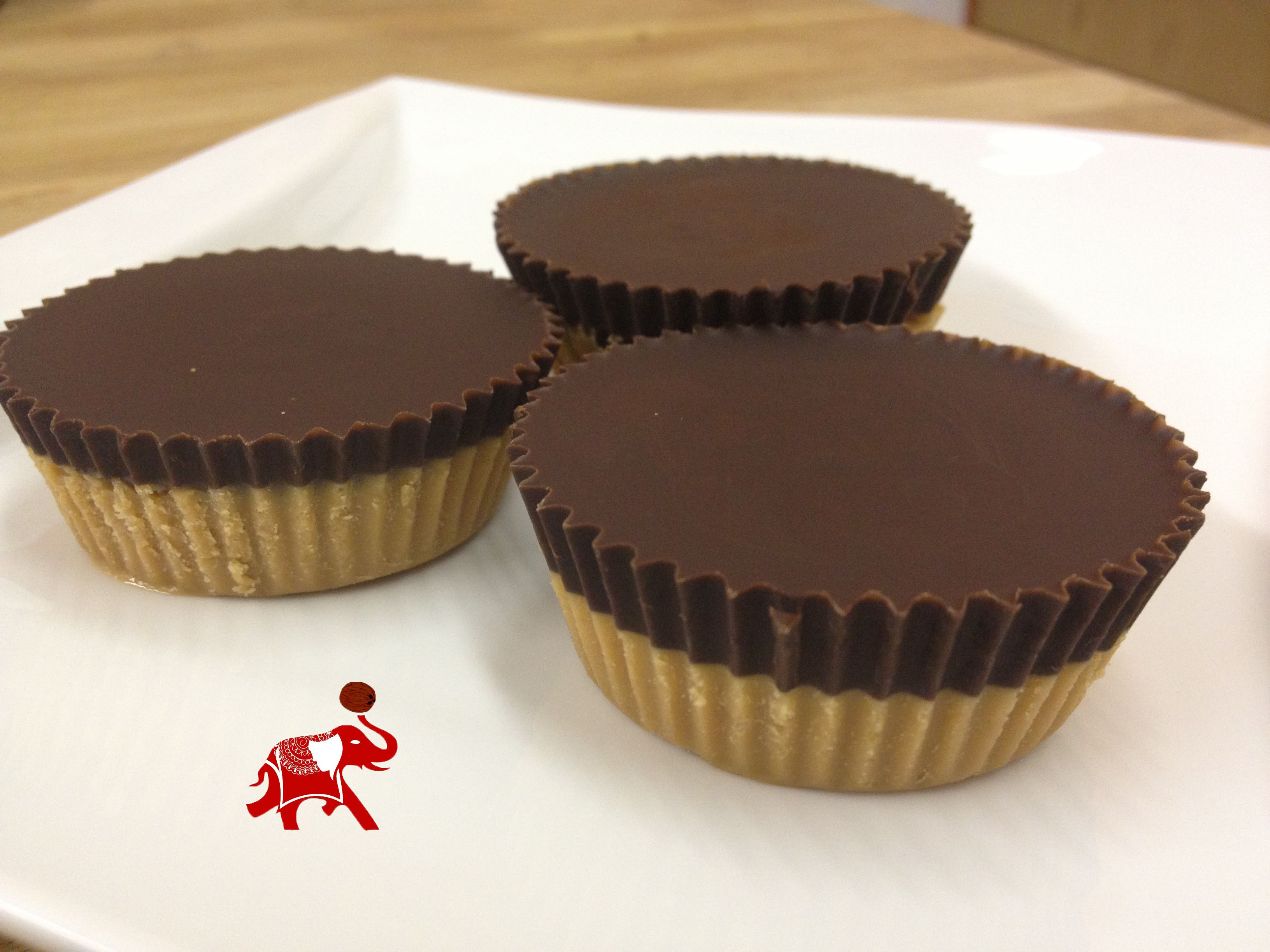 Finished Peanut Butter Cups