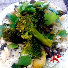 GuestBlog1 225x225  Coconut Rice and Veggies