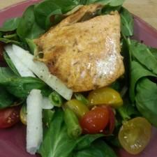 Salmon 225x225  Easy Salmon Salad