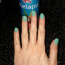DIY Manicure Tips with Kelapo Coconut Oil