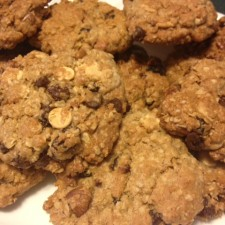 OatmealCookies 225x225  Everything Oatmeal Cookies