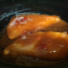 bbq chicken 225x225  Crockpot BBQ Chicken