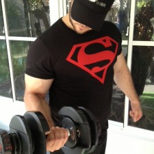 Superman e1371235564662 225x225  Train Like Superman with Coconut Oil
