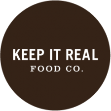 KRFco logo chocolate 250on 252px 225x225  Kelapo Connections: Keep It Real Food Co.