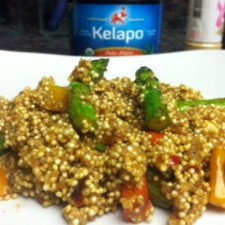 Qunioa and veggies 225x225  Gluten-Free Quinoa and Veggies