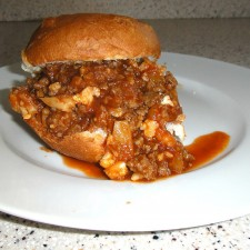 Sloppy Joes 2 225x225  Smoky, Tangy Sloppy Joes