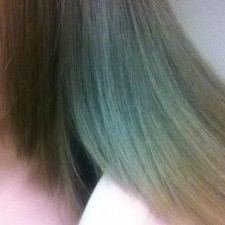 hair 225x225  DIY Homemade Caramel Hair Treatment
