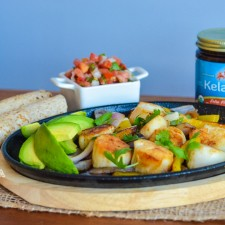 Fit Men Cook scallops 225x225  Sea Scallop Fajitas