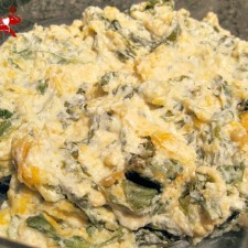Spinach Dip 2 225x225  Spinach Cheese Dip with Homemade Tortilla Chips