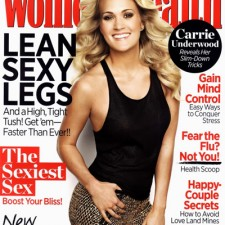 Carrie Underwood Womens Health1 225x225  Carrie Underwood Sings Coconut Oil's Praises