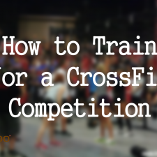 CrossFit Training 225x225  Training for a CrossFit Competition