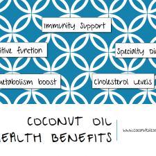 EVCO benefits 225x225  Top Health Reasons to Switch to Extra Virgin Coconut Oil