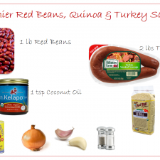 Healthy Red Beans Rice and Sausage1 225x225  Healthy Red Beans, Rice and Sausage