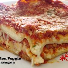 Lasagna 225x225  Hidden Veggie Lasagna