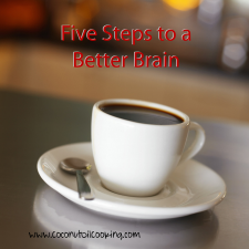 5 steps to a better brain 225x225  Dr. Perlmutter's Tips for a Better Brain