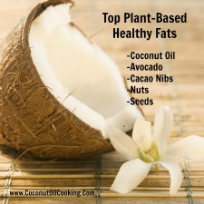 Plant Based Fats 225x225  Top Plant-Based Healthy Fats