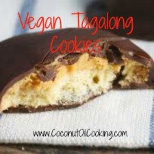 Vegan Tagalong Cookie 225x225  Vegan Tagalong Cookies