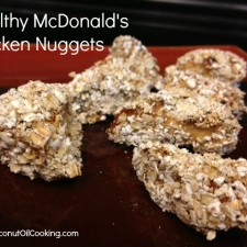 Chicken Nuggets1 225x225  Healthy McDonald's Chicken Nuggets