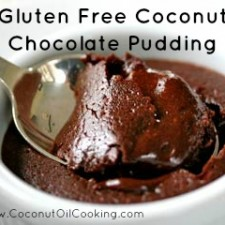 gluten free coconut chocolate pudding 225x225  Gluten Free Coconut Chocolate Pudding