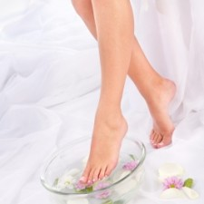 Foot Soak 225x225  DIY Mother's Day Gifts
