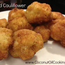 Fried Cauliflower 225x225  Fried Cauliflower Florets