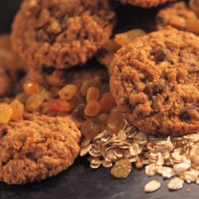 Oatmeal Cookie 225x225  Chewy Oatmeal Raisin Cookies