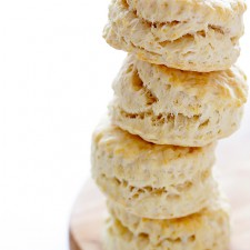 biscuits 225x225  Three Ingredient Biscuits