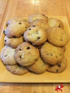 Chocolate Chip Cookies1 225x300  Coconut Oil Chocolate Chip Cookies