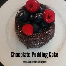 Chocolate Pudding Cake 225x225  Chocolate Pudding Cake