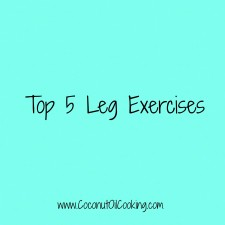 Leg Workout 225x225  Top 5 Leg Exercises